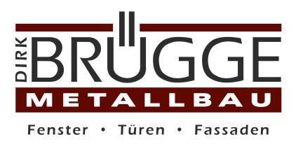 Dirk Brügge Metallbau, Harsewinkel Metallbau, Logo Dirk Brügge